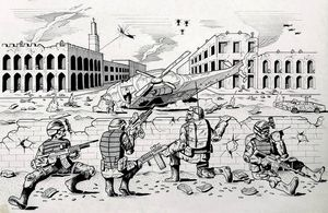 Black Hawk Down: Battle of Mogadishu