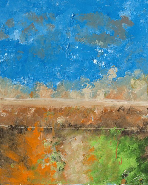 Art Stable Abstract - LDaniels Art