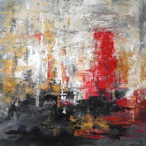 Red Rendezvous - LDaniels Art