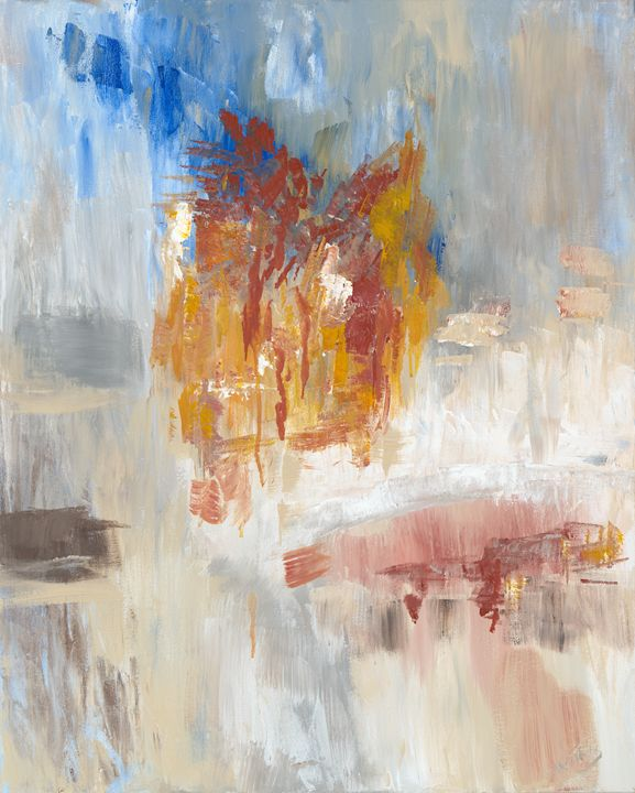 Swedish Abstract - LDaniels Art