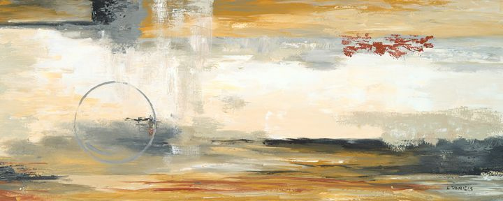 Sunrise Shadow - LDaniels Art