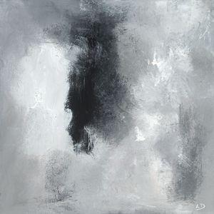 Black Heart - LDaniels Art