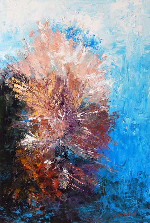 Coral Blossom - LDaniels Art