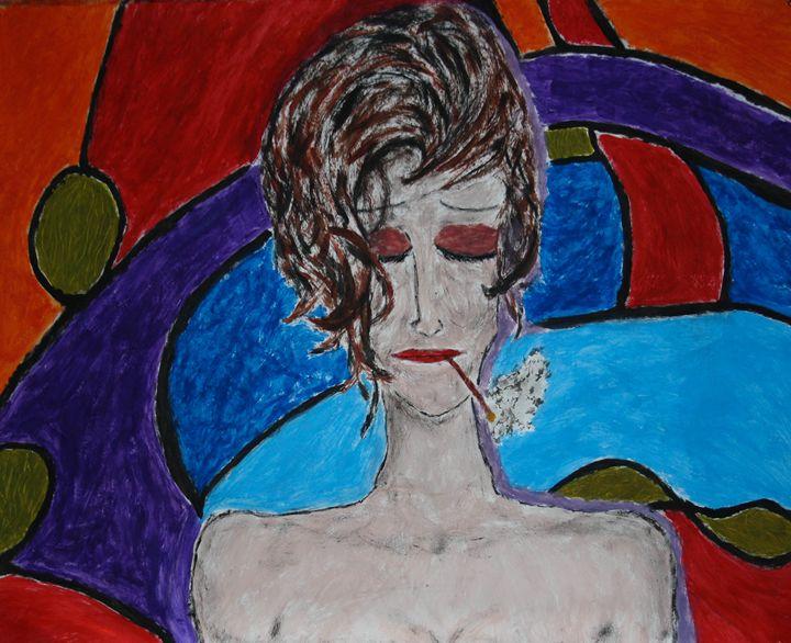 Triste Bellezza (Sad Beauty) -  Mianahmad96