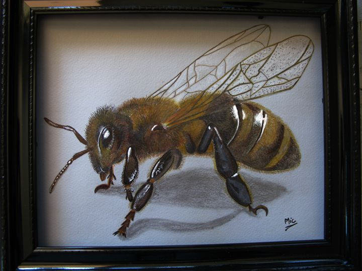 Bees Knees - M.R.Art