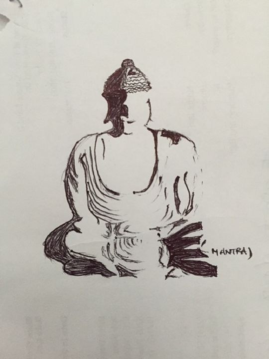 Lord Buddha - Siri Arts