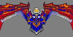 Skull Eagle