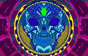 Circle skull1