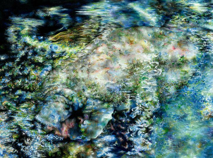 Sirenian Reflections - Jessica Miller, Artist