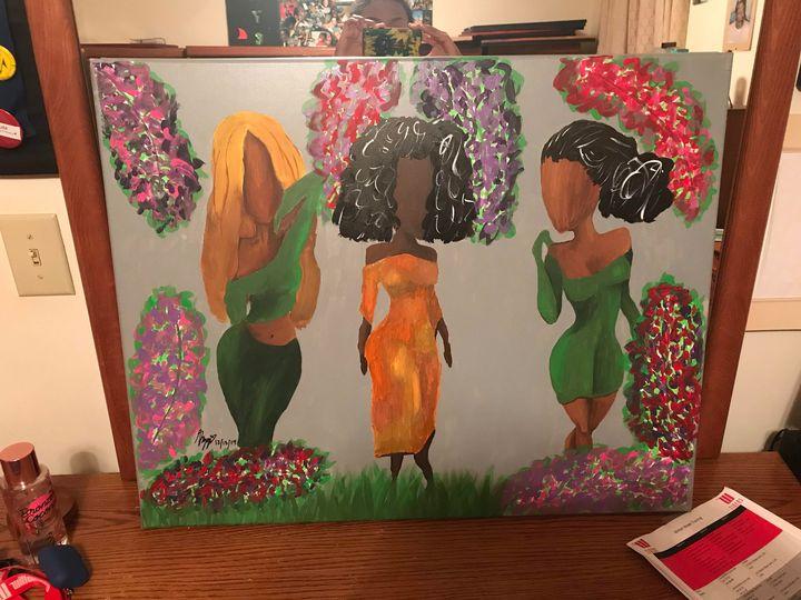 Three Queens - Raye Renee