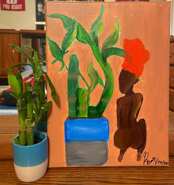 Butts & Bamboo - Raye Renee