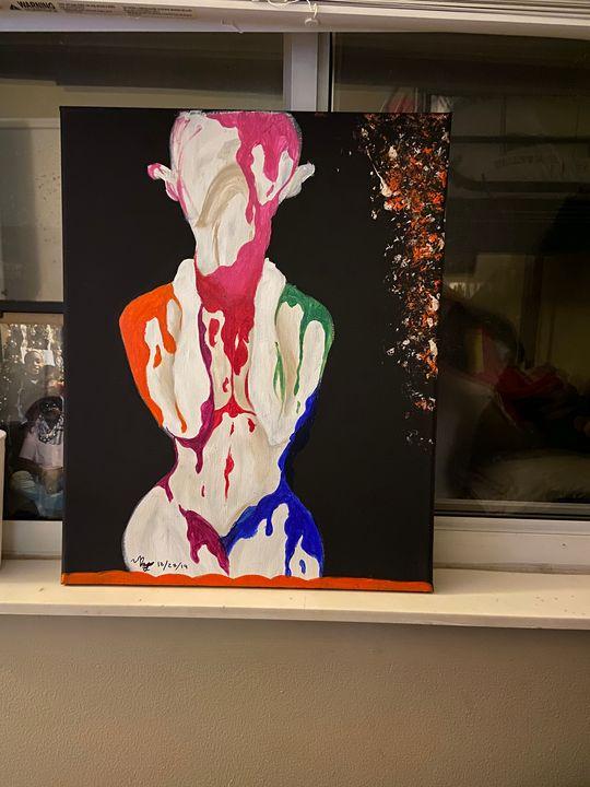 Blank Canvas - Raye Renee