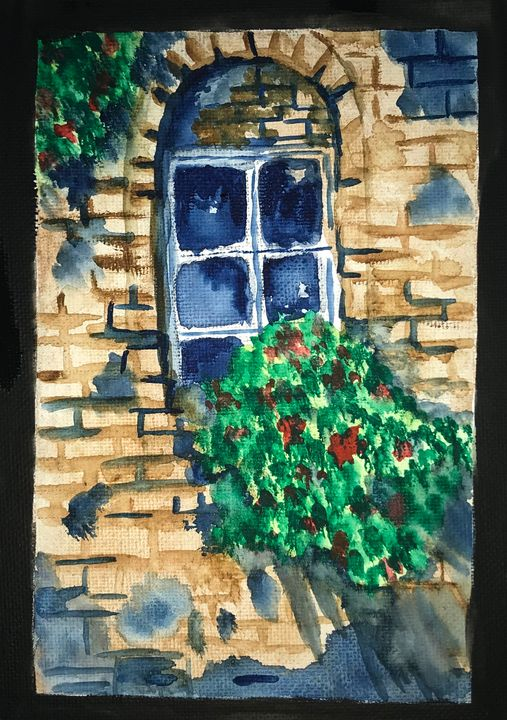 The Window In France - Trinity