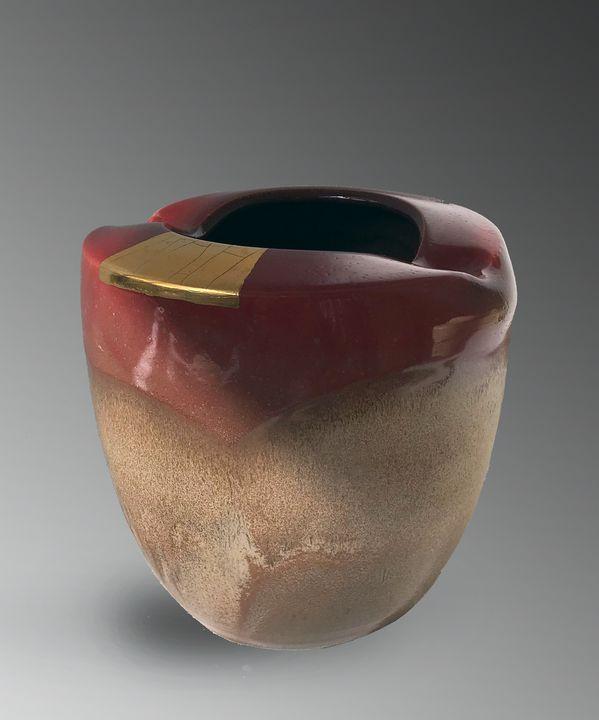 Ceramic vase - Original Ceramic Art