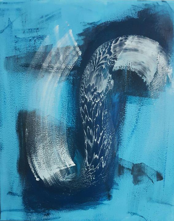 Mouvement Aquatique / Marin - Abstraction