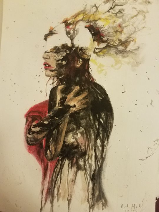 Burning - Portraits