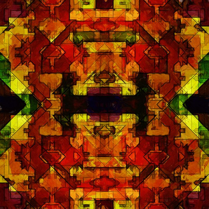 Playful Pattern - Aumara SpiritArt