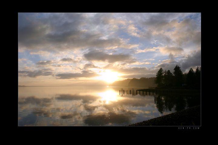 Heavens Mirror - Matt Hardwick Photography