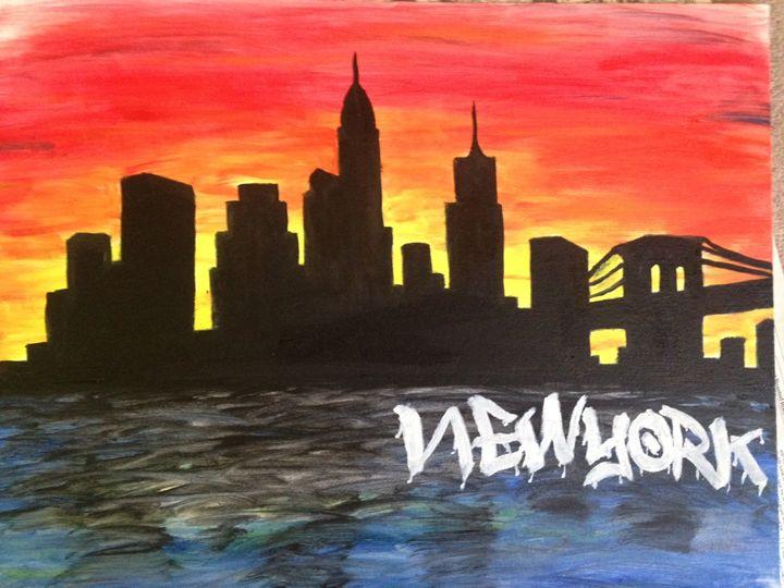New York - Brook Rakow