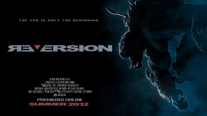 REVERSION - Horizontal Poster - The Magic Movie Machine