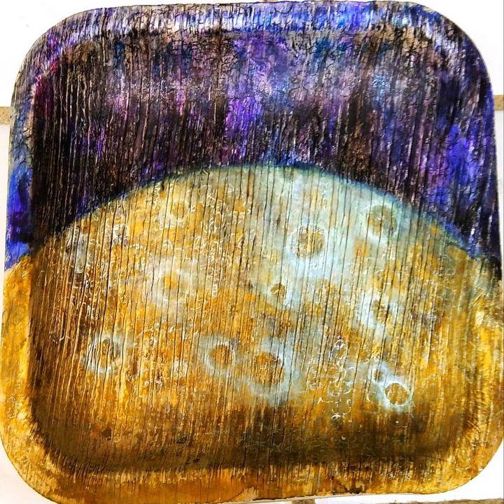 Moon - Marie Hammond Art