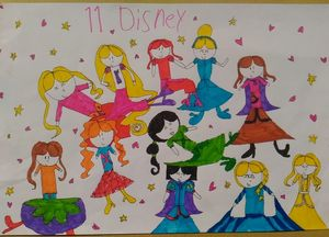 11 Disney Princess