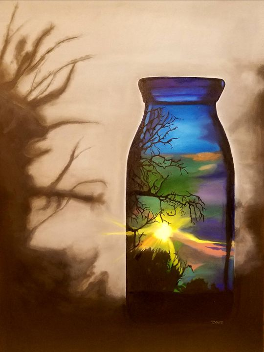 Picture in bottle - Todd Smith