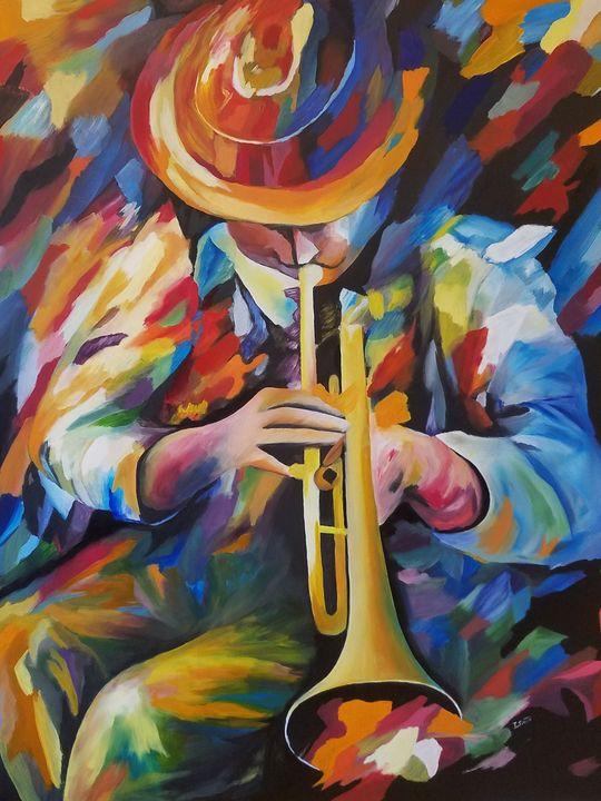 the horn - Todd Smith