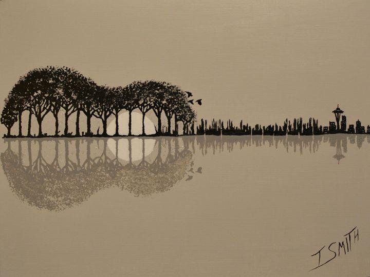 Reflection, Guitar - Todd Smith