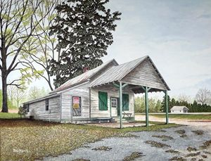 """Alabama Country Store""  $200"