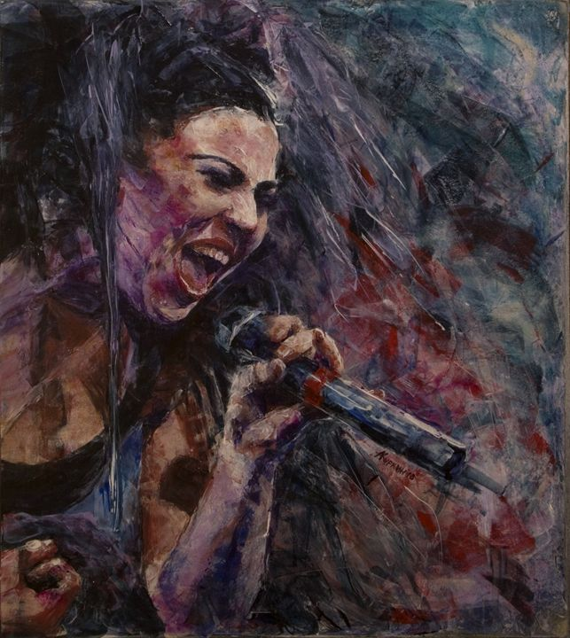 Amy Lee Live - Alexey Kurkin