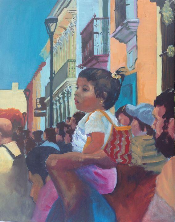 La Niña, Oaxaca - Kristen Kyle