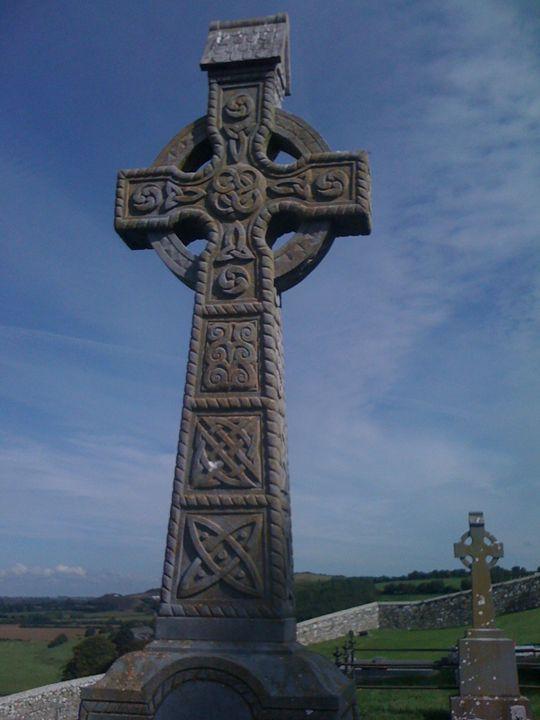 Cashel Crosses - Andrew Bowes