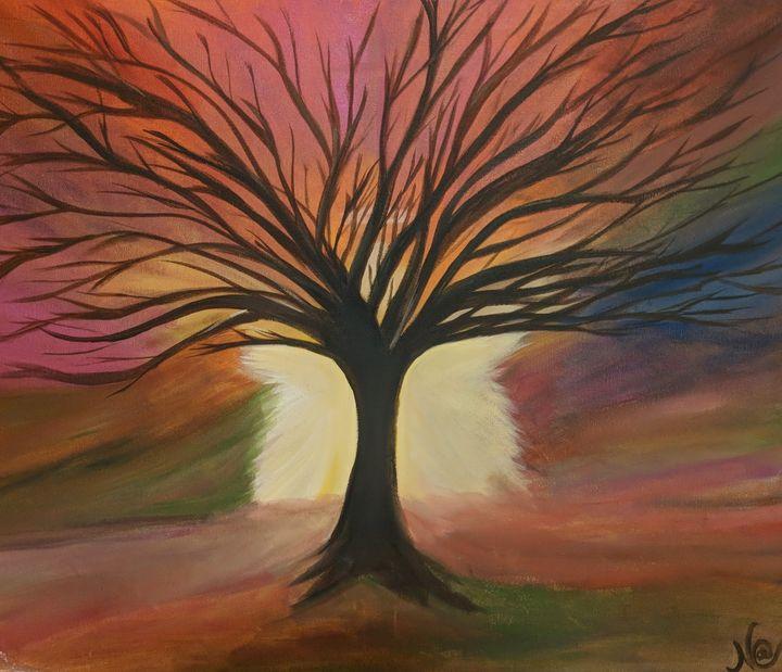 Angel's Light - Natalie's Art