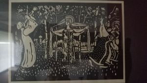 Vasily Kandinsky, Birches (Schalmei)