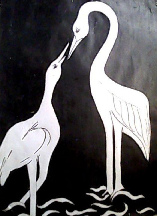 black and white - madushi