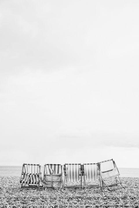Bondi Beach Black And White - FIFIXREBI