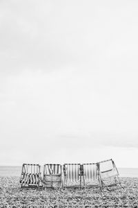Bondi Beach Black And White
