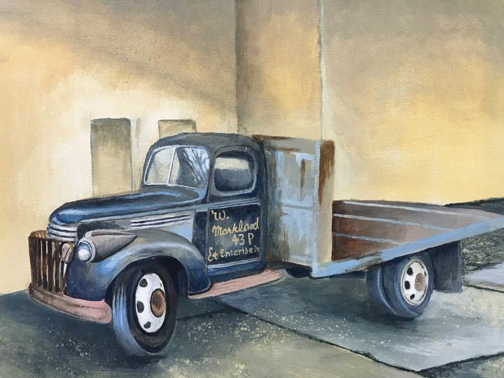 Old Truck - Mike Davis