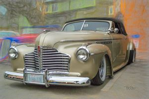 Old Buick Convert