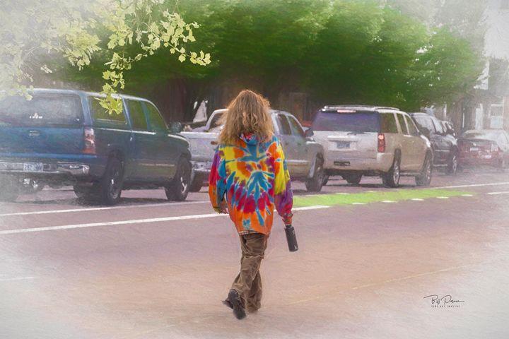 Street  Hippie - bposner images