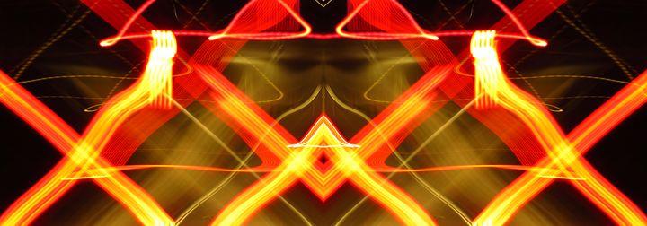 Brake Light Plaid - Rrrosepix