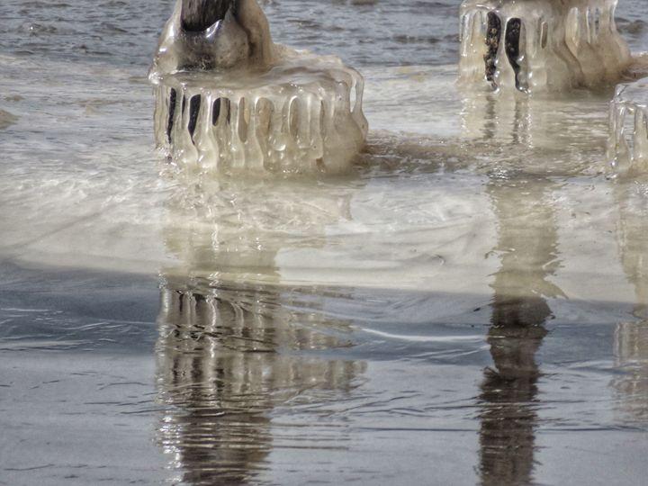 Low tide ice cake - Rrrosepix