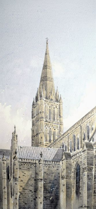 Salisbury Cathedral - Andrew Lucas