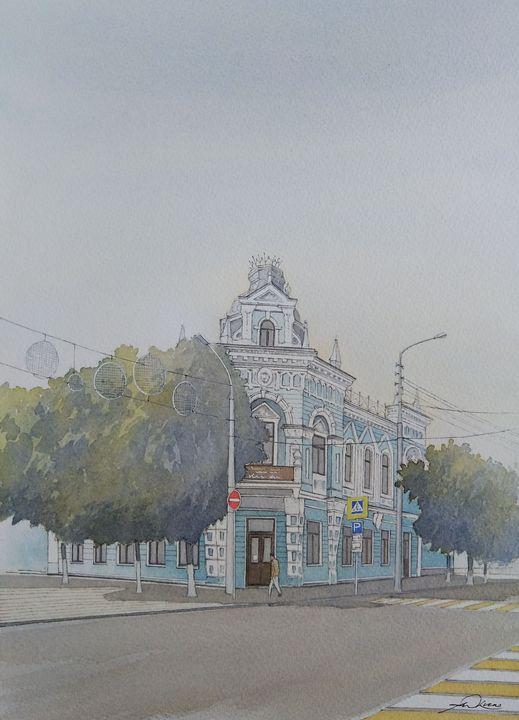 """ The Kovalenko Art Museum "" - Andrew Lucas"