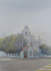 """ The Kovalenko Art Museum """