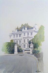 """"""" Lisburne Crescent """" - Andrew Lucas"""