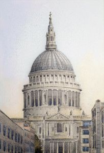 St Paul's Cathedral, London - Andrew Lucas