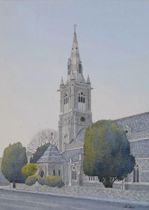 All Saints Church - Andrew Lucas