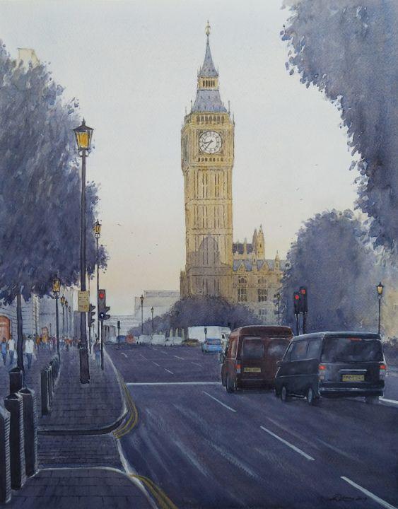 Big Ben - Andrew Lucas